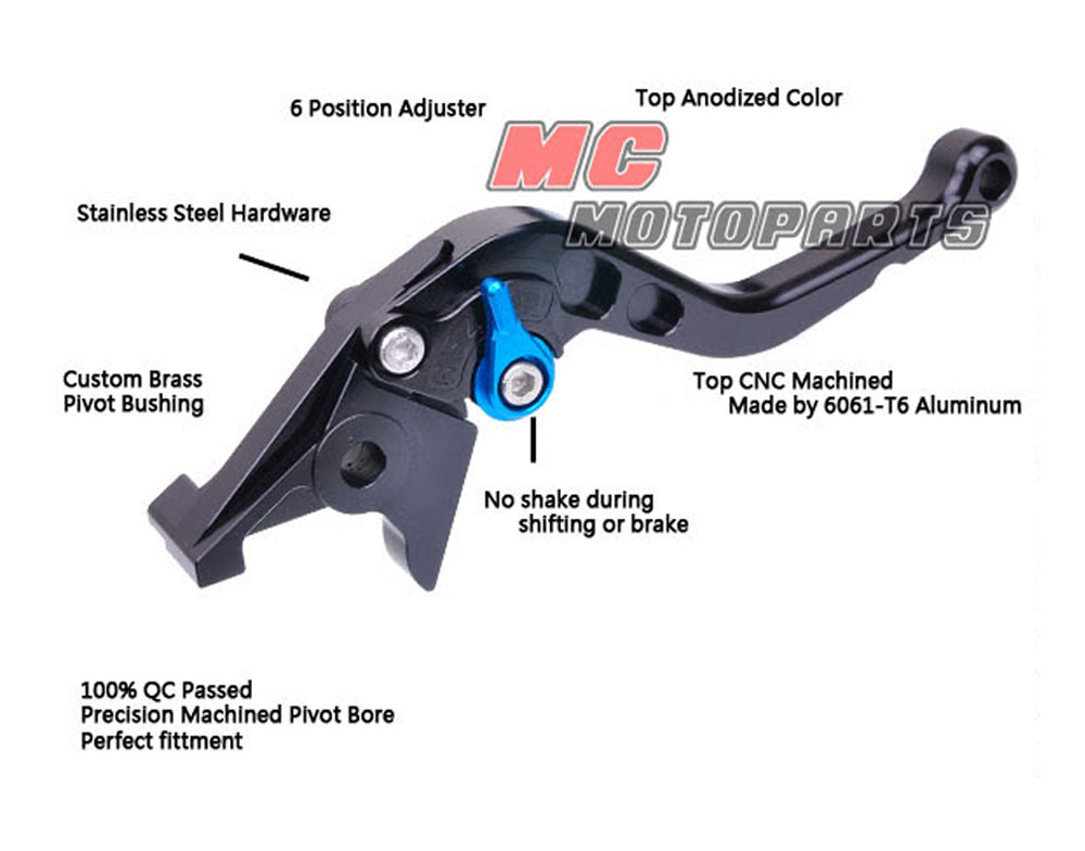 Clutch Levers For  Suzuki Mc
