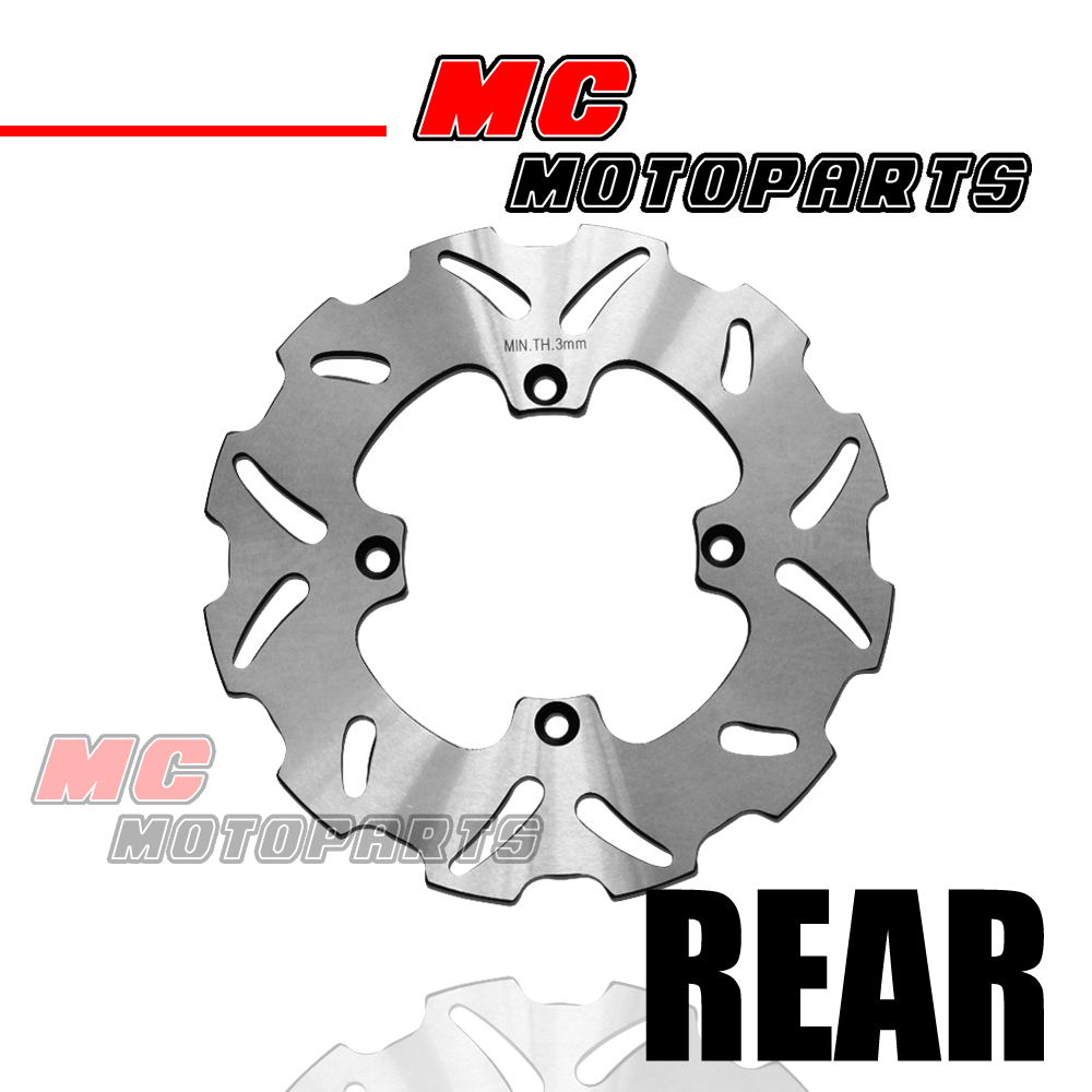 Front RipTide Stainless Steel Brake Rotor 2007 2008 2009 Fits Honda CRF150