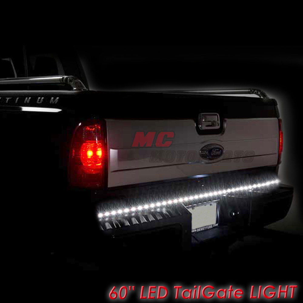 60 led strip tail lamp tailgate multi function signal reverse light contentsrcurl aloadofball