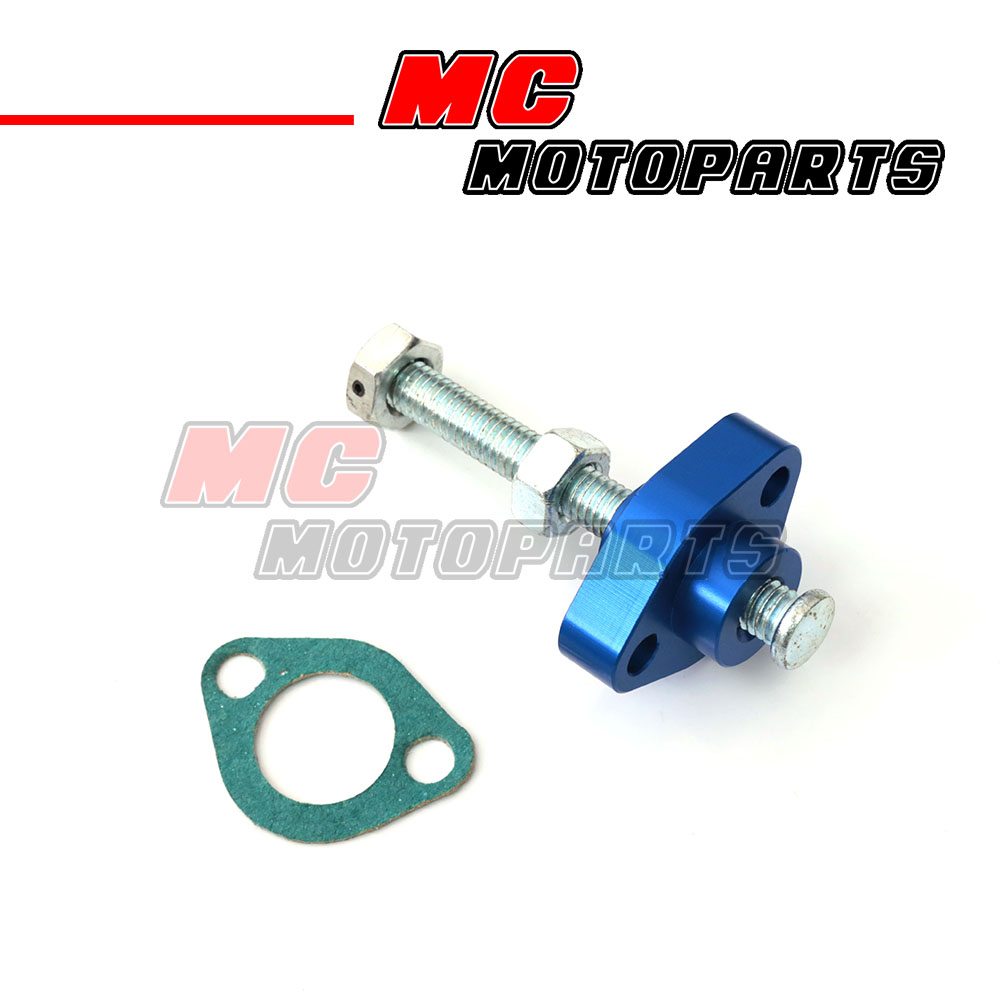 Details about Blue CNC Manual Cam Chain Tensioner For Honda CBR 600 F4/F4i  99 00 01 02 03-06