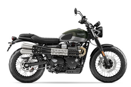 All New Street Scrambler