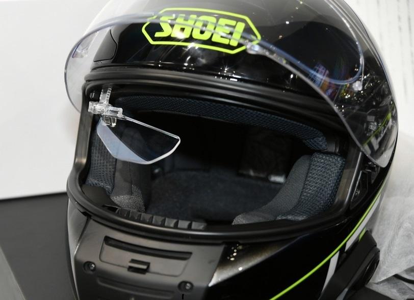Motorcycle Helmet Hud >> Shoei Smart Helmet IT-HL with Display (HUD)– MC Motoparts